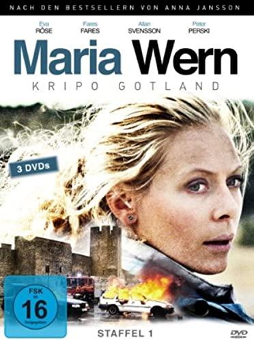 Maria Wern - Kripo Gotland: