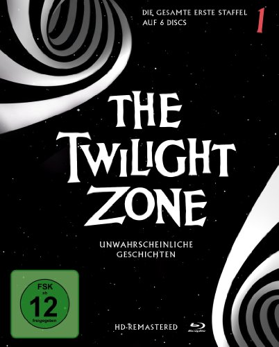 The Twilight Zone Staffel 1 [Blu-ray]