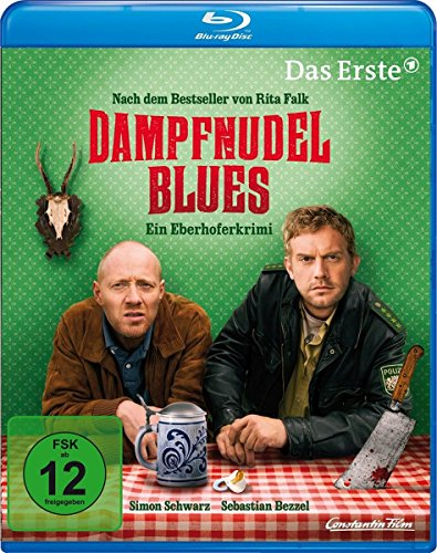 Dampfnudelblues. Ein Eberhoferkrimi [Blu-ray]