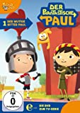 Der phantastische Paul, DVD 1: Der mutige Ritter Paul