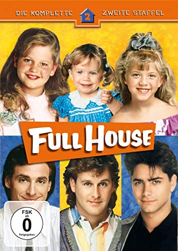 Full House Staffel 2 (4 DVDs)