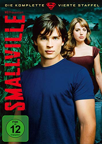 Smallville Staffel 4 (6 DVDs)