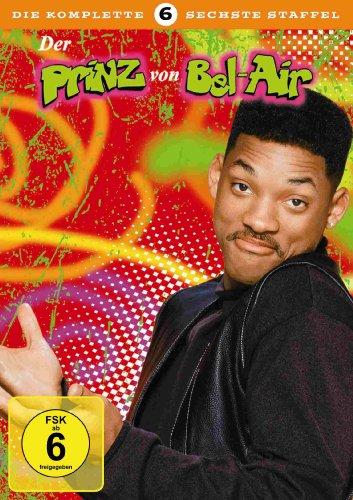 Der Prinz von Bel Air Staffel 6 (3 DVDs)