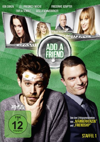 Add a Friend Staffel 1 (2 DVDs)