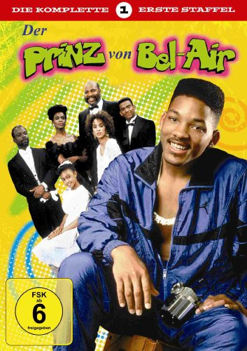 Der Prinz von Bel Air Staffel 1 (5 DVDs)
