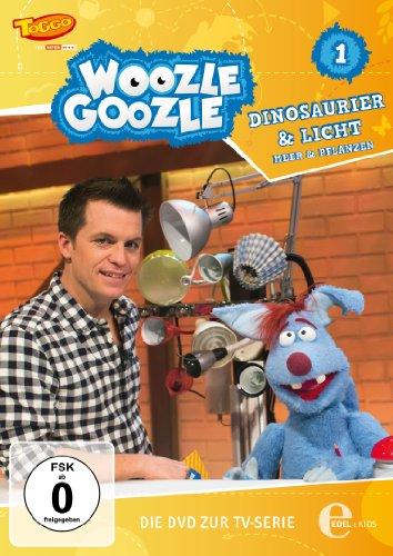 Woozle Goozle, DVD  1: Dinosaurier und Licht