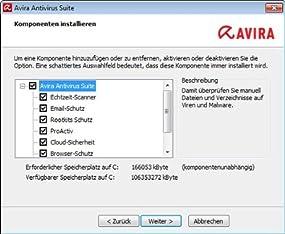 Avira Antivirus Suite 2014 - 1 User , Abbildung #03