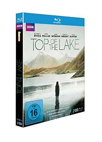 Top of the Lake Blu-ray