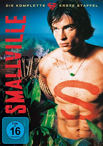 Smallville Staffel 1 (6 DVDs)