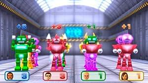 Screenshot: Wii Party U