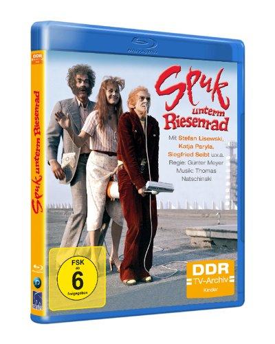 Spuk unterm Riesenrad (DDR TV-Archiv) [Blu-ray] DDR TV-Archiv [Blu-ray]