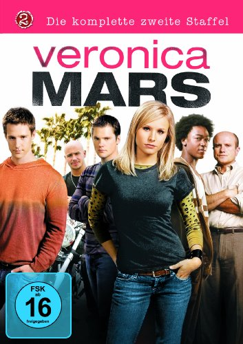 Veronica Mars Staffel 2 (6 DVDs)