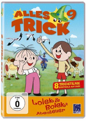Alles Trick 9: Lolek & Boleks Abenteuer