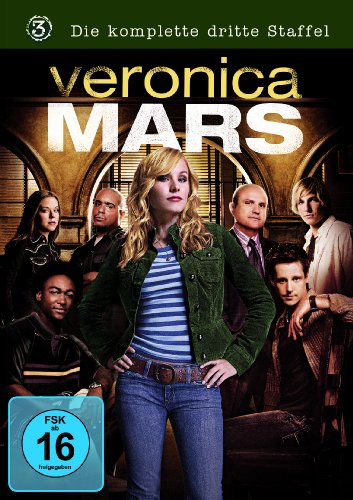 Veronica Mars Staffel 3 (6 DVDs)