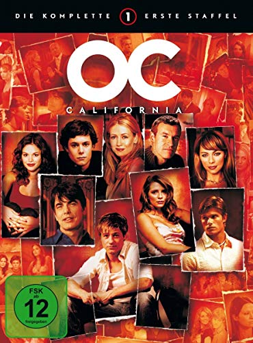 O.C., California Staffel 1 (7 DVDs)