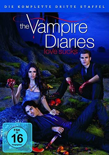 The Vampire Diaries Staffel 3 (5 DVDs)