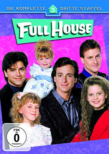 Full House Staffel 3 (4 DVDs)