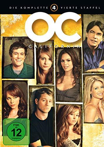 O.C., California Staffel 4 (5 DVDs)