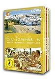 Ein Sommer in Amalfi/Portugal/Schottland (3 DVDs)