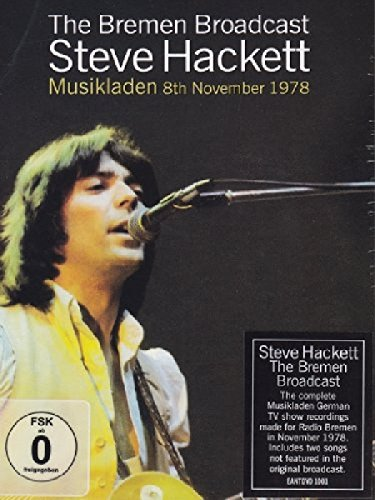 Musikladen Steve Hackett: The Bremen Broadcoast