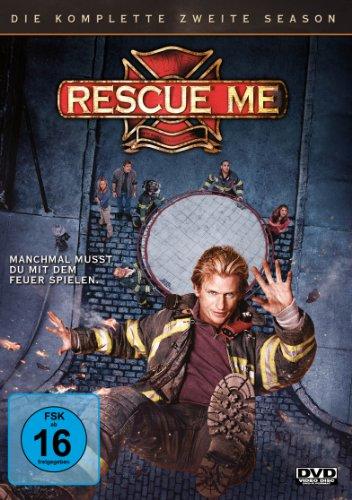 Rescue Me Season 2 (3 DVDs)