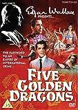 Edgar Wallace presents: Five Golden Dragons