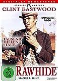 Rawhide - Tausend Meilen Staub - Season 3.2 (4 DVDs)