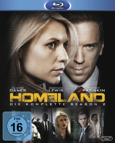 Homeland Season 2 [Blu-ray]