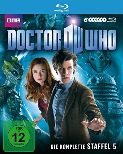 Doctor Who Staffel  5 [Blu-ray]