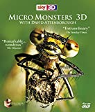 Micro Monsters with David Attenborough 3D [Blu-ray]