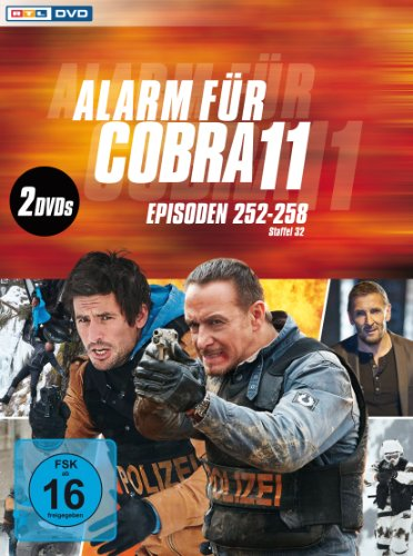 Alarm für Cobra 11 Staffel 32 (2 DVDs)
