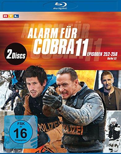 Alarm für Cobra 11 Staffel 32 [Blu-ray]