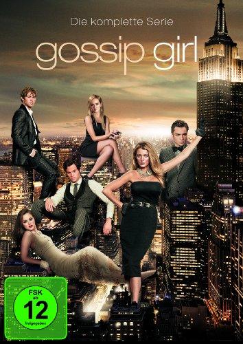 Gossip Girl Die komplette Serie (33 DVDs)