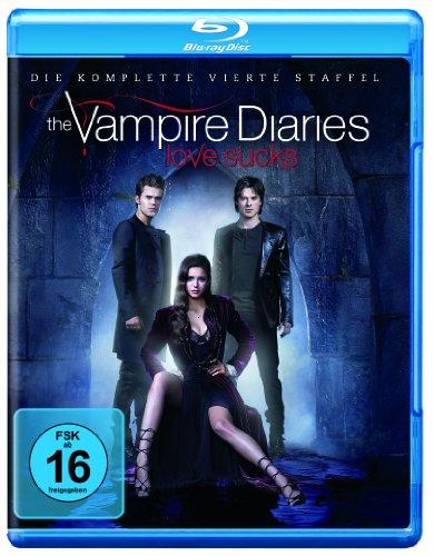The Vampire Diaries Staffel 4 [Blu-ray]