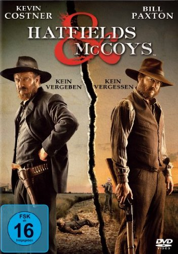 Hatfields & McCoys 2 DVDs