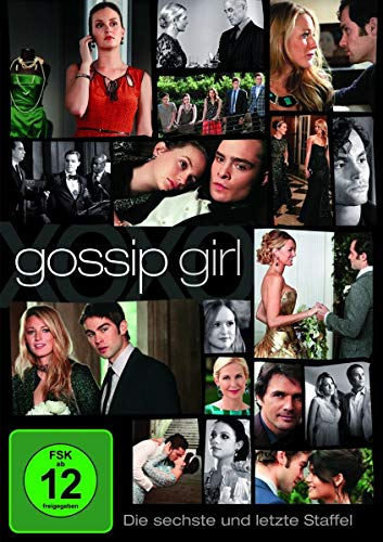 Gossip Girl Staffel 6 (3 DVDs)