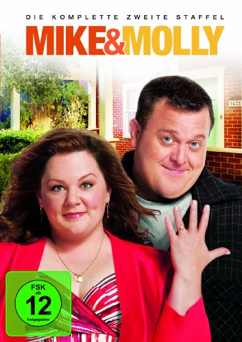 Mike & Molly Staffel 2 (3 DVDs)
