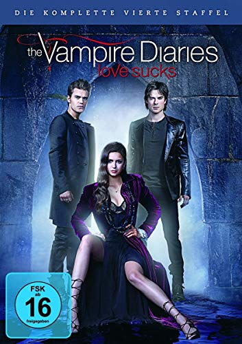 The Vampire Diaries Staffel 4 (5 DVDs)