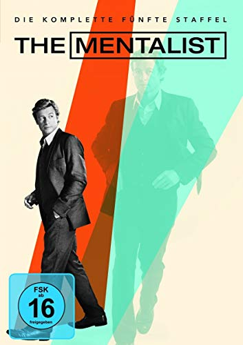 The Mentalist Staffel 5 (5 DVDs)
