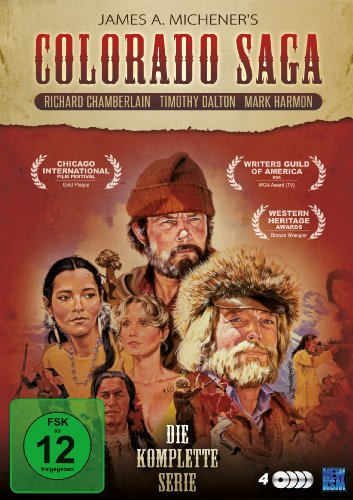 Die Colorado Saga - Gesamtbox (4 DVDs)