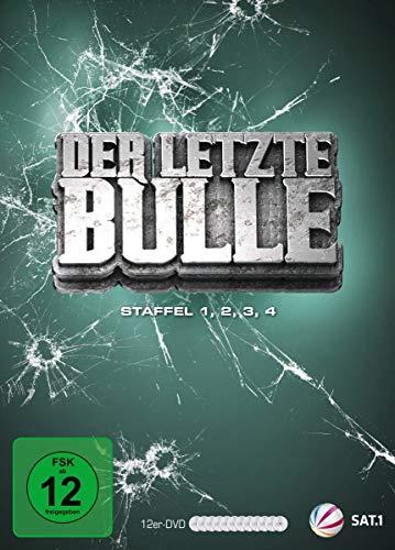Der letzte Bulle Staffel 1-4 (12 DVDs)