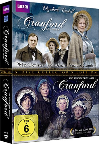 Return To Cranford Blu-ray