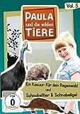 Paula und die wilden Tiere, Vol. 5: Ein Kasuar für den Regenwald/Schnabeltier & Schnabeligel