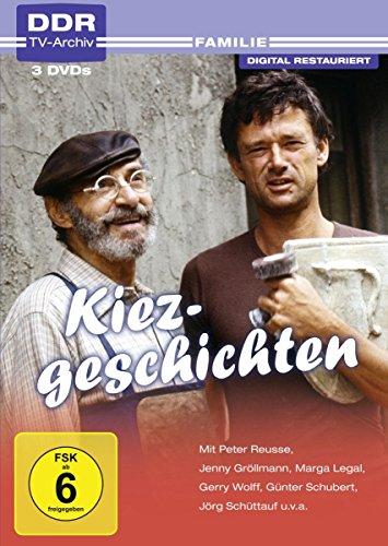 Kiezgeschichten (DDR TV-Archiv) (3 DVDs)