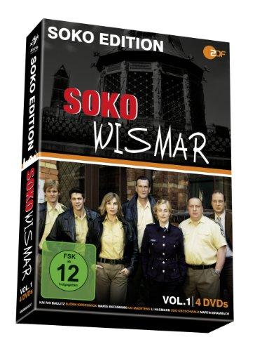 SOKO Wismar Vol. 1 (4 DVDs)