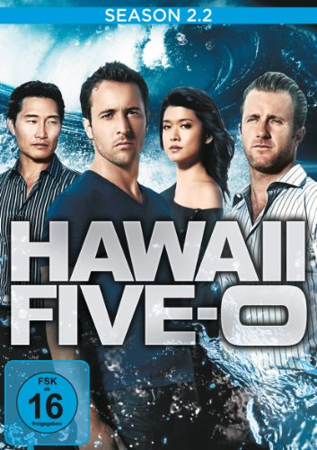 Hawaii Five-0 Season 2.2 (3 DVDs)