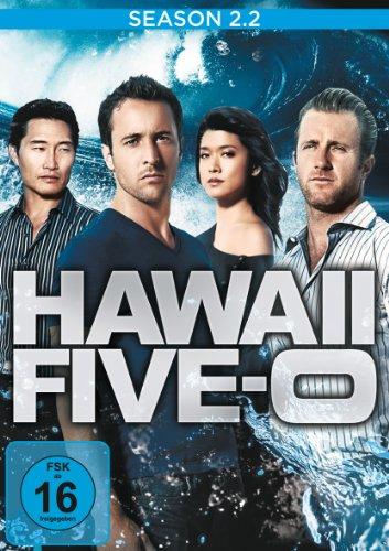 Hawaii Five-0 Season 2.2 (3 DVDs)