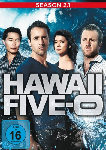 Hawaii Five-0 Season 2.1 (3 DVDs)