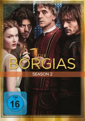 Die Borgias Staffel 2 (4 DVDs)