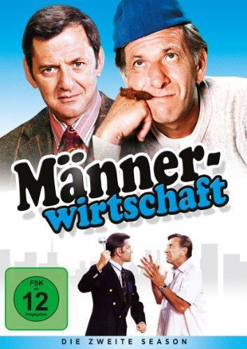 Männerwirtschaft Season 2 (3 DVDs)